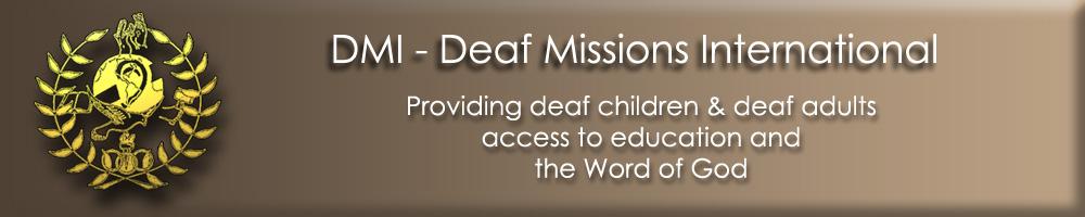 Deaf Missions International Logo